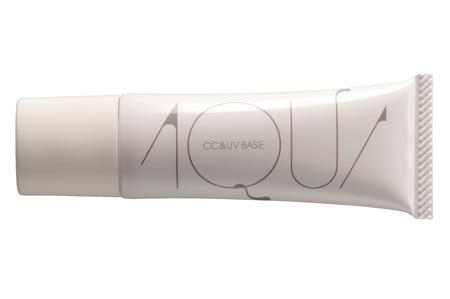 AQUA・AQUAオーガニックトリートメントCCベースUV(化粧下地・日やけ止めクリーム)SPF31