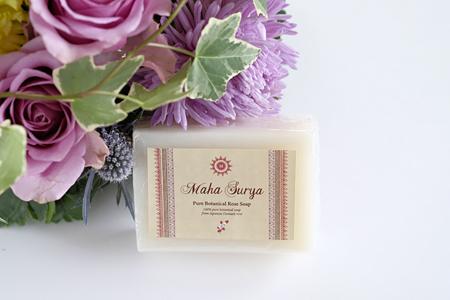 Maha Surya ボタニカルローズソープ