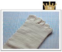 絹5本指靴下Mサイズ
